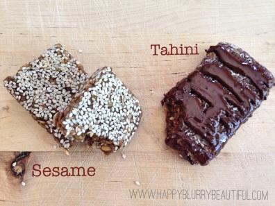 sesame and tahini