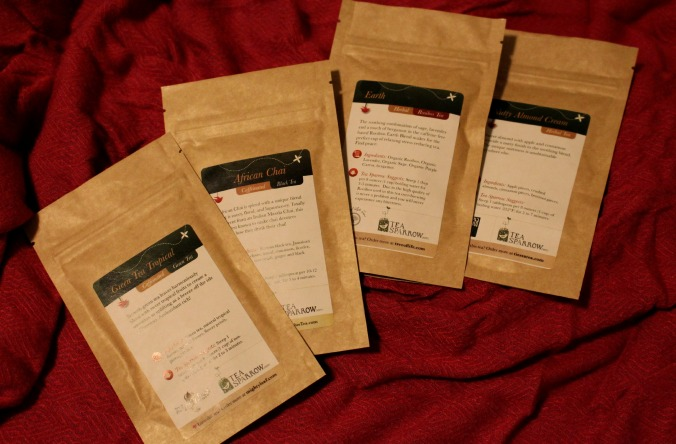 tea sparrow subscription