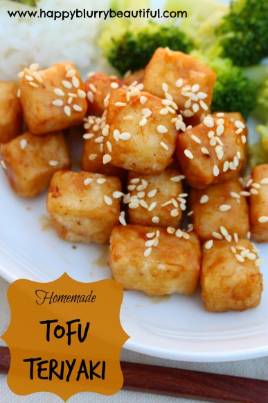 delicious and easy tofu teriyaki