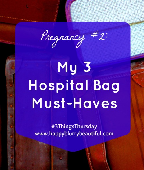 pregnancy hospital bag packing